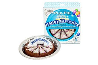 (Happy Birthday, My Charming Boy) - Lazy Dog Cookie Company Original Pup Pie Treat