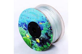 (90m (a roll)) - AQUANEAT Standard 0.5cm Airline Tubing for Aquarium Fish Tank Air Pump Premium Quality