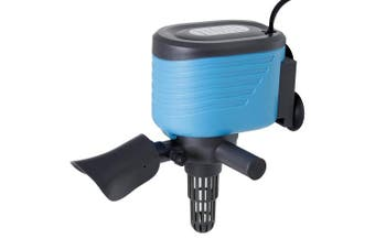 (700 GPH) - AQUANEAT 400/550/700/800 GPH Powerhead Submersible Aquarium Water Pump Undergravel Filter Hydroponics