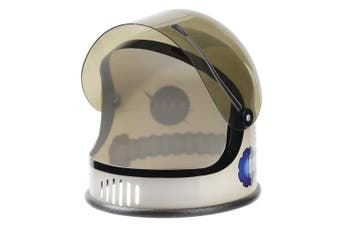 (Silver) - Aeromax Youth Toy Astronaut Helmet, Silver, 3-10 Years