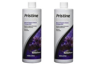 (1000ml) - Seachem Pristine Aquarium Treatment