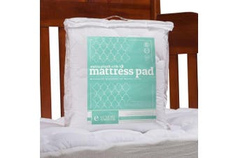 (Bamboo) - Crib/Toddler Mattress Pad by ExceptionalSheets, Rayon from Bamboo
