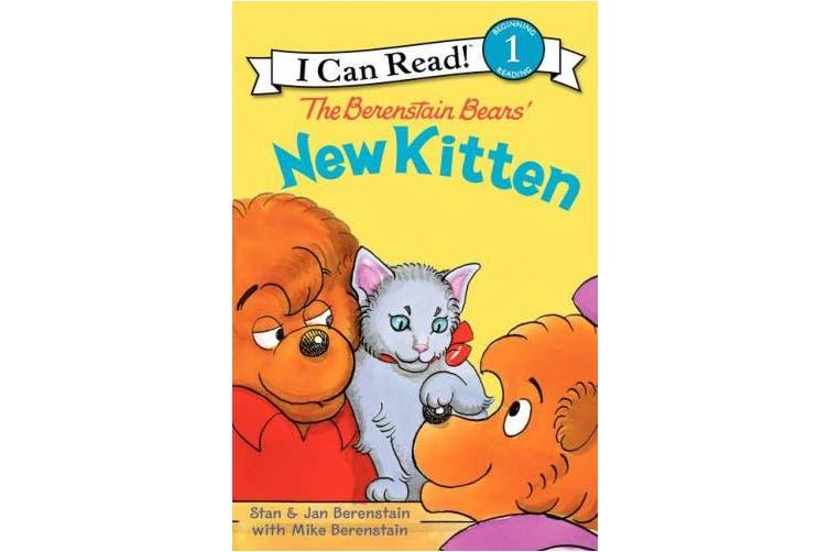 The Berenstain Bears' New Kitten (Berenstain Bears)