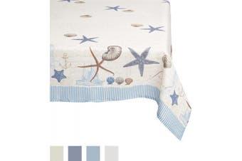 (60X120, Multi) - Avanti Linens Antigua Table Cloth 60X120, Multi
