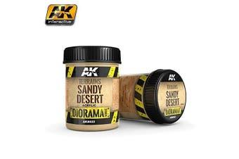 AKI Diorama Effects - Sandy Desert Terrain 250ml