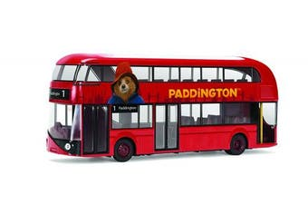 Wrightbus New Routemaster Paddington Bear Diecast Model Bus