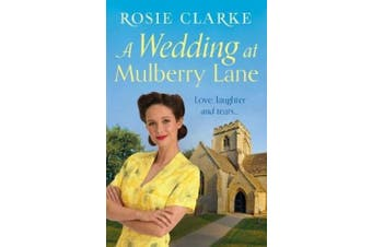 A Wedding at Mulberry Lane (The Mulberry Lane Series)