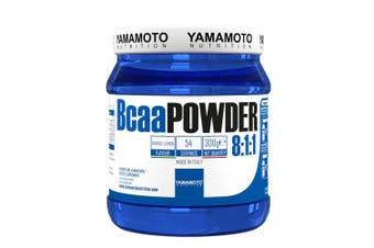 YAMAMOTO NUTRITION Bcaa POWDER 8:1:1 300 grammes Unflavoured