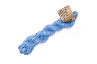 (Mid Blue) - Alpaca Select INTI DK Knitting Wool Yarn Colour 30 Mid Blue