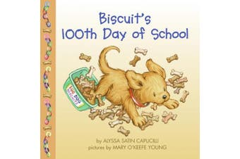 Biscuit's 100th Day Of School [Board book]