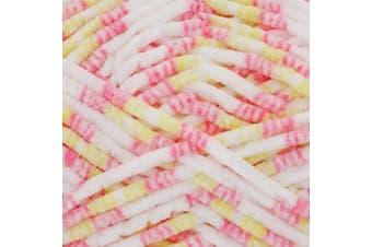 King Cole Yummy Chunky Supersoft Knitting Yarn 100g (Battenberg 2214)