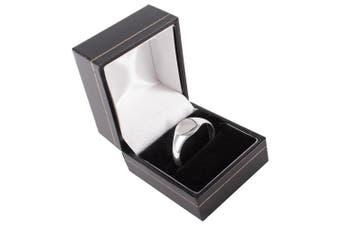 (J) - Premium 925 Sterling Silver Signet Ring