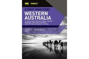 Western Australia Street Directory 16th ed
