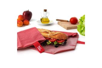 (red) - Rolleat - Rolleat005 Unisex Food Containers.