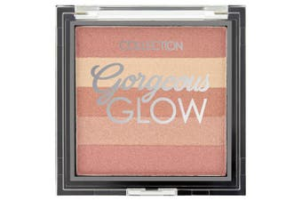 Collection Number 1 Gorgeous Glow, Blush Block
