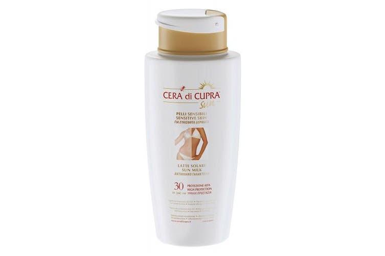 Cera di Cupra Sun Sun Lotion Sensitive Skin SPF 30 +