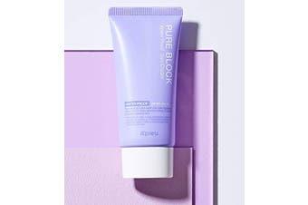 (Waterproof Sun Cream) - A'pieu Pure Block Sun Cream (Waterproof Sun Cream)