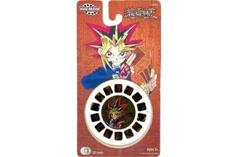 Yu-Gi-Oh! - Classic ViewMaster ANIME 3D Cartoons - 3 Reels Set