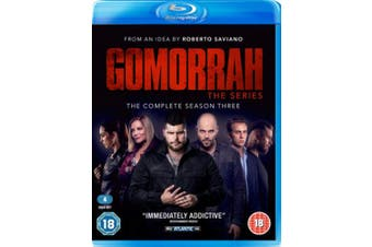 Gomorrah: The Complete Season Three [Region B] [Blu-ray]