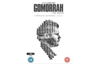 Gomorrah: The Complete Seasons 1, 2 & 3 [Region 2]