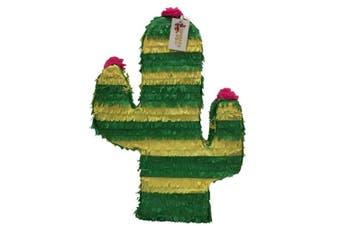APINATA4U Green & Yellow Colour Cactus Pinata Wedding Party Favour Fiesta!