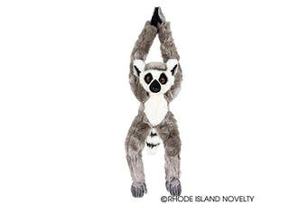 Adventure Planet Plush Heirloom Collection - Buttersoft Hanging Ring Tailed Lemur (46cm )