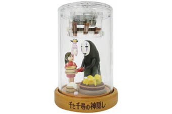 Studio Ghibli Music Box Kaonashi No-Face (Spirited Away)