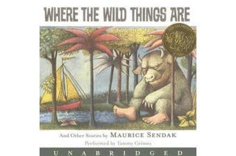 Where the Wild Things Are: In the Night Kitchen, Outside Over There, Nutshell Library, Sign on Rosie's Door, Very Far Away [Audio]