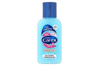 Carex Fun Bubblegum Hand Gel 50ml