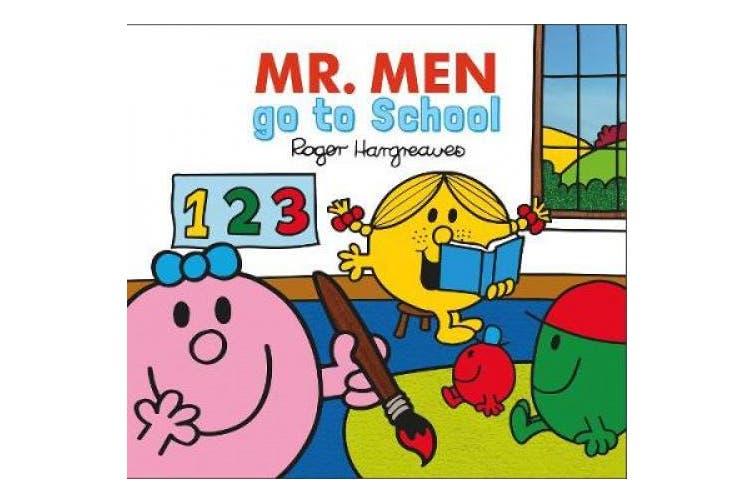 Mr. Men go to School (Mr. Men & Little Miss Everyday)