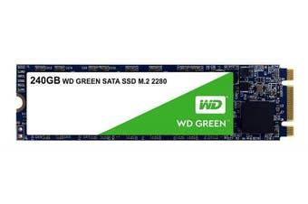(240 GB, M.2 SATA) - Western Digital Green 240 GB Internal SSD M.2 SATA