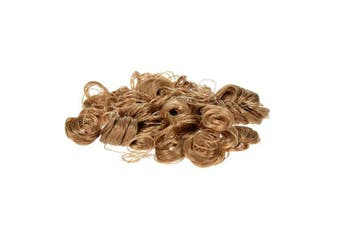EFCO Doll's Hair, Brown, 15 g