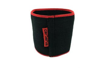 (46cm ) - CERBERUS Strength MEGA Cuff (13cm wide) - Compression, Support, Tendonitis Relief