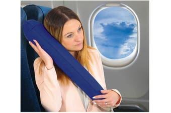 Aidapt Inflatable Travel Pillow