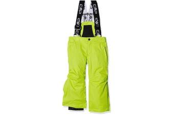 (92 (EU), Lemon Green) - CMP Boys' Skihose Trousers