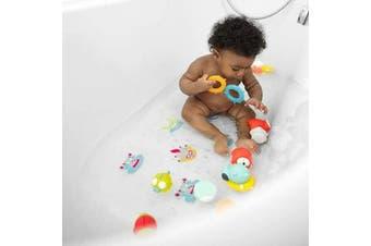 (Figures with 3 Rings) - Badabulle B017007 Bath Toys