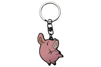 AbyStyle abykey189 – The Seven Deadly Sins – Metal Keyring – Hawk