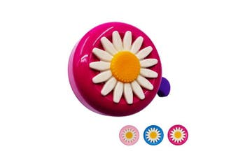 (Red & Purple) - Kid's Bike Bell, Bicycle Bell for Girls, Bike Horny, Toddler Bike Bells