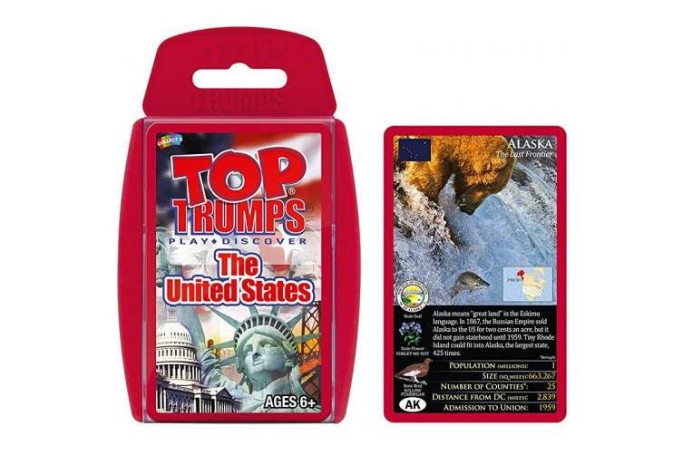 (Explore Our World Bundle) - Top Trumps Bundle - Explore our World
