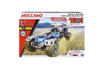 (MECCANO) - Meccano Truck Self Contained Motor Model Set