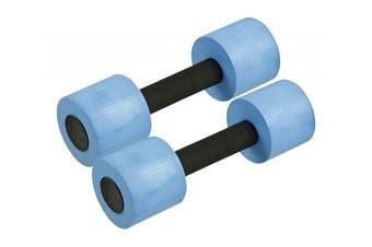 BECO Aqua dumbbells (Pair) - Small