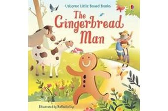 The Gingerbread Man (Little Board Books) [Board book]