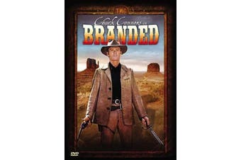 Chuck Connors in Branded [Regions 1,2,3,4,5,6]