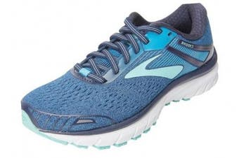 (4.5 UK, Blue (Navy/Teal/Mint 495)) - Brooks Women's Adrenaline Gts 18 Running Shoes Blue