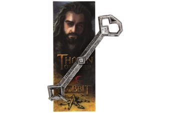Thorin Key Pen and Paper Bookmark The Hobbit The Noble Collection
