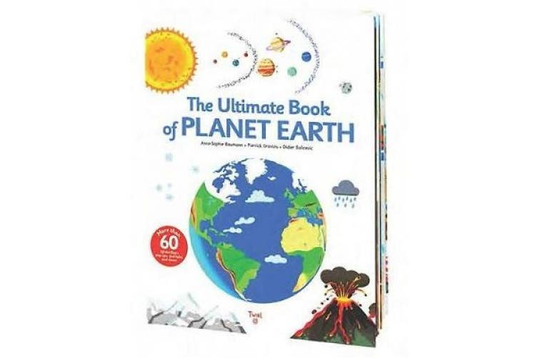 The Ultimate Book of Planet Earth (Ultimate Book of)