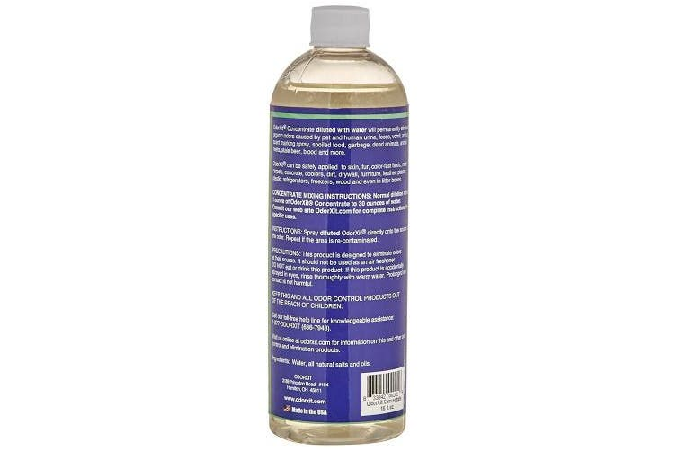 470ml OdorXit Concentrate odour remover for pet and other tough odours