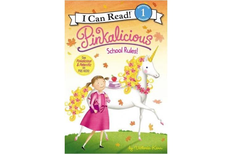 School Rules! Pinkalicious (I Can Read Level 1)