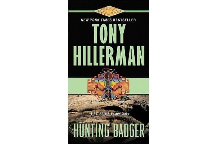 Hunting Badger (Joe Leaphorn/Jim Chee Novels)