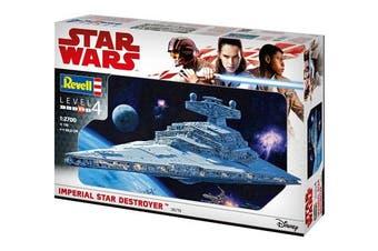 Revell 06719, Imperial Star Destroyer, 1:2700 Scale Plastic Model